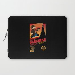 Tower of Darkness Laptop Sleeve