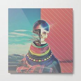 hemispheres Metal Print