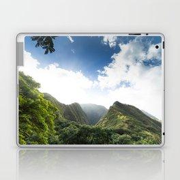 Iao Valley Mist // Horizontal Laptop & iPad Skin