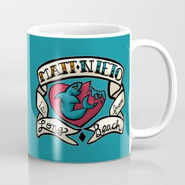 The Legend of Long Beach Coffee Mug