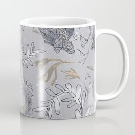Goldfish, make a wish! Coffee Mug