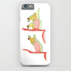 three little frogs iPhone 6s Slim Case