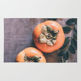 Persimmon Rug
