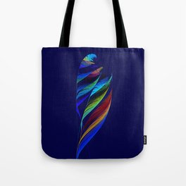 Fantasy Leaves Tote Bag