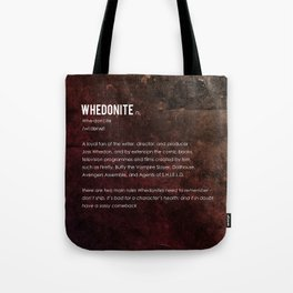 Whedonite Tote Bag