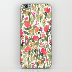 Heart's A Mess iPhone & iPod Skin