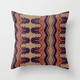 CECIL & NEVIL SERIES 3 Throw Pillow