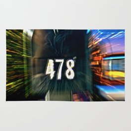 Abstract Prime Number Rug