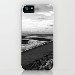 Cool Day in Cape Cod iPhone Case