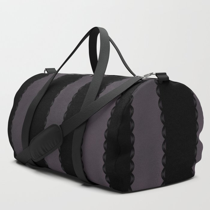 Gothic_Stripes_Duffle_Bag_by_SheSpells__SET_OF_3
