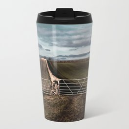 ways to make it through the wall... Travel Mug