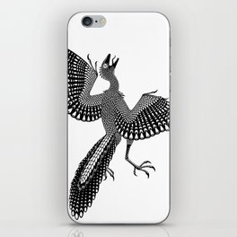 Archaeopteryx iPhone Skin