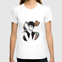 hepburn T-shirts featuring hepburn by Jessica Brophy