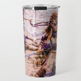 Shield Weaver Travel Mug