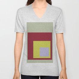 Color Ensemble No. 8 Unisex V-Neck