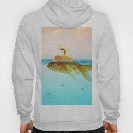 Submarine Goldfish Hoody