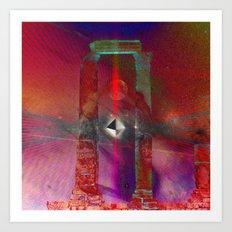 Requiem Art Print