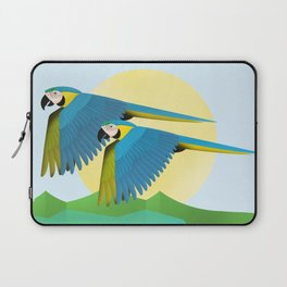 Parrots - Macaw Laptop Sleeve