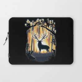 Master of the Forest Laptop Sleeve