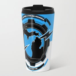 If You Seek a Bad Ass Peninsula... Travel Mug