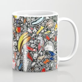 Smell Coffee Mug