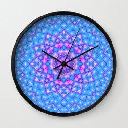 Raw Energy Wall Clock