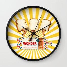 Wonder Women Wall Clock