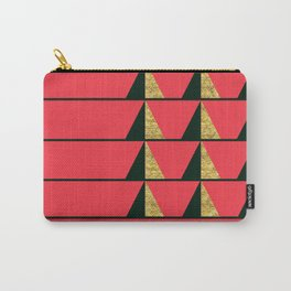 Holiday Trees Carry-All Pouch