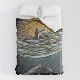 It is well with my soul Duvet Cover