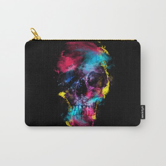 Skull - Space Carry-All Pouch