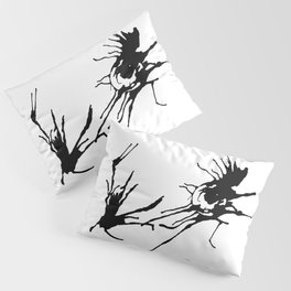 Abstract Ink 13 Pillow Sham