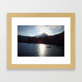A'Chrois from Inveruglas Framed Art Print