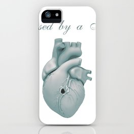 Denial iPhone Case