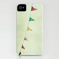 Sonnet Bunting iPhone (4, 4s) Slim Case