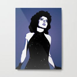 The Lovely Dorothy Vallens Metal Print