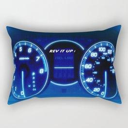 Rev it Up! Rectangular Pillow