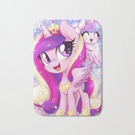 Little Princess Cadance and Flurry Heart Bath Mat