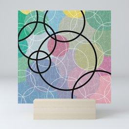 143 Mini Art Print