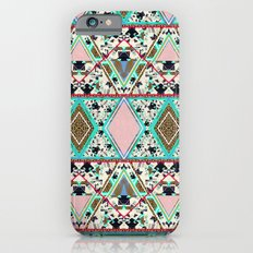 AQUA KALEIDOSCOPE  iPhone 6 Slim Case