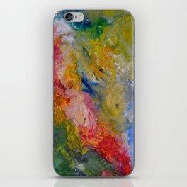 """Colorful World"" iPhone Skin"