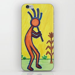 Kokopelli iPhone Skin