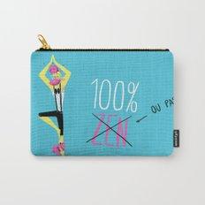 100% Zen Carry-All Pouch