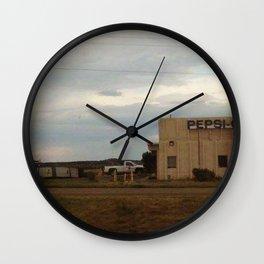 Pepsi_Cola_Desert Wall Clock