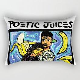 POETIC JUICES Rectangular Pillow