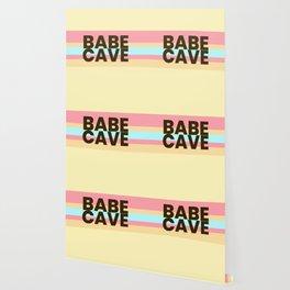 Babe Cave Creamy Spring Wallpaper