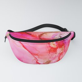 Pink Menagerie Fanny Pack