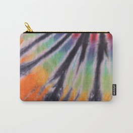 70s Spiral Pattern - Pride Carry-All Pouch
