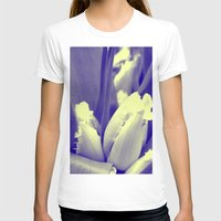 tulips T-shirts featuring tulips by habish