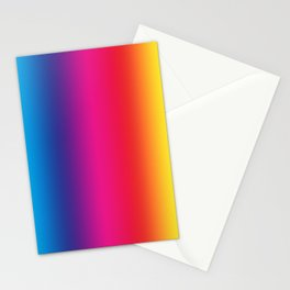 Bright Color Palette Stationery Cards