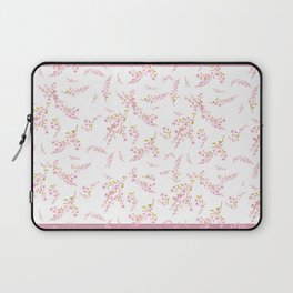 Cherry Blossoms floral Laptop Sleeve